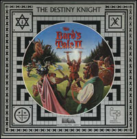 Game Box for The Bard's Tale II: The Destiny Knight (PC)