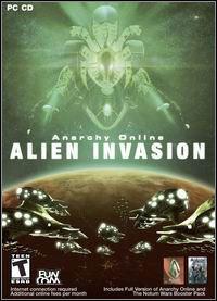 Okładka Anarchy Online: Alien Invasion (PC)