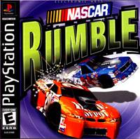 Okładka NASCAR Rumble (PS1)