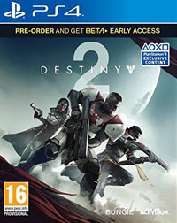 Game Destiny 2 (PC) cover