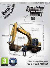 Okładka Bau-Simulator 2012 (PC)
