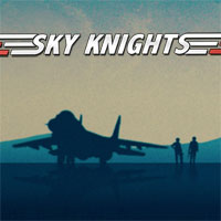 Game Box for Sky Knights (PC)