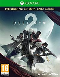 Game Destiny 2 (PC) cover