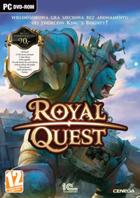 Okładka Royal Quest (PC)