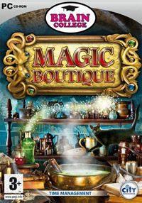 Okładka Brain College: Magic Shop (PC)
