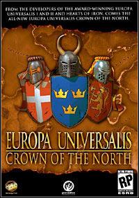 Okładka Europa Universalis Crown of the North (PC)