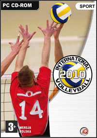 Game Box for International Volleyball 2010 (PC)