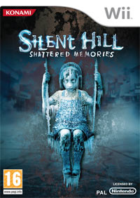 Game Silent Hill: Shattered Memories (Wii) cover