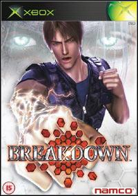Okładka Breakdown (XBOX)