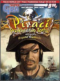 Okładka Piraci: Przeklenstwo Tortugi (PC)