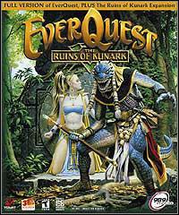 Okładka EverQuest: The Ruins of Kunark (PC)