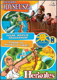 Okładka The Adventure of Odysseus, Hercules (PC)