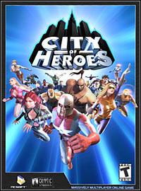 Okładka City of Heroes (PC)