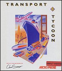 Okładka Transport Tycoon (PC)