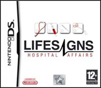Okładka Lifesigns: Hospital Affairs (NDS)