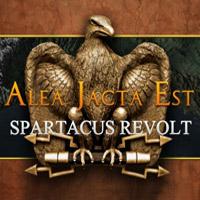 Okładka Alea Jacta Est: The Spartacus Revolt (PC)