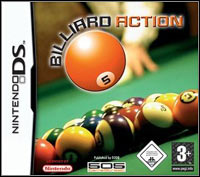 Game Box for Billiard Action (NDS)