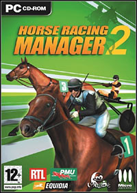 Game Box for Horse Racing Manager 2 (PC)