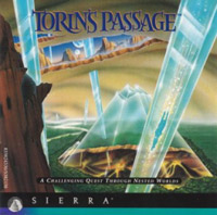 Game Box for Torin's Passage (PC)