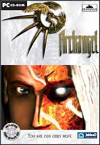 Okładka Archangel (2002) (PC)