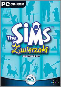 Okładka The Sims: Unleashed (PC)