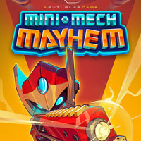 Okładka Mini-Mech Mayhem (PS4)