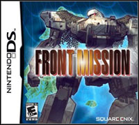 Okładka Front Mission (NDS)