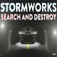 Stormworks: Search and Destroy (PC cover