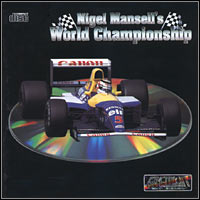 Game Box for Nigel Mansell's World Championship (PC)