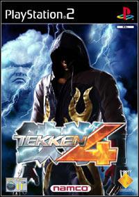 Okładka Tekken 4 (PS2)