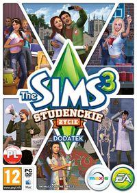 Okładka The Sims 3: University Life (PC)