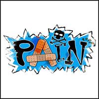 Okładka PAIN (PS3)
