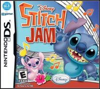 Okładka Disney Stitch Jam (NDS)