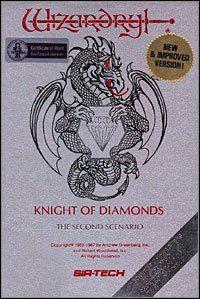 Okładka Wizardry II: The Knight of Diamonds (PC)