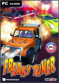 Okładka Freaky Tuner (PC)