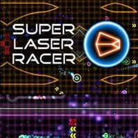 Game Box for Super Laser Racer (PC)