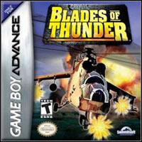 Okładka Blades of Thunder (GBA)