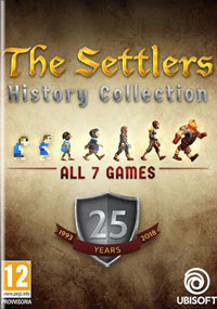 Game Box for The Settlers History Collection (PC)