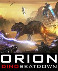Okładka ORION: Dino Beatdown (PC)