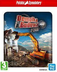 Okładka Demolish & Build Company 2017 (PC)