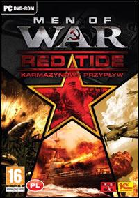 Okładka Men of War: Red Tide (PC)