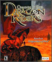 Okładka Dragonriders: Chronicles of Pern (PC)