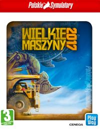 Okładka Giant Machines 2017 (PC)