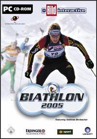 Game Box for Biathlon 2005 (PC)