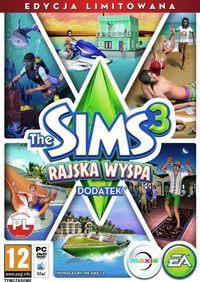 Okładka The Sims 3: Island Paradise (PC)