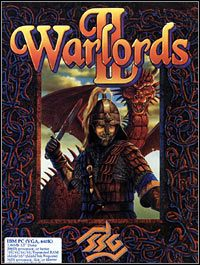 Okładka Warlords II (PC)