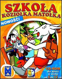Okładka Matolek the Goat's School (PC)