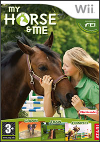 Game My Horse and Me (NDS) cover