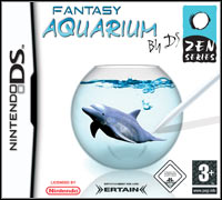 Okładka Fantasy Aquarium by DS (NDS)