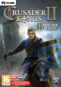 Okładka Crusader Kings II (PC)